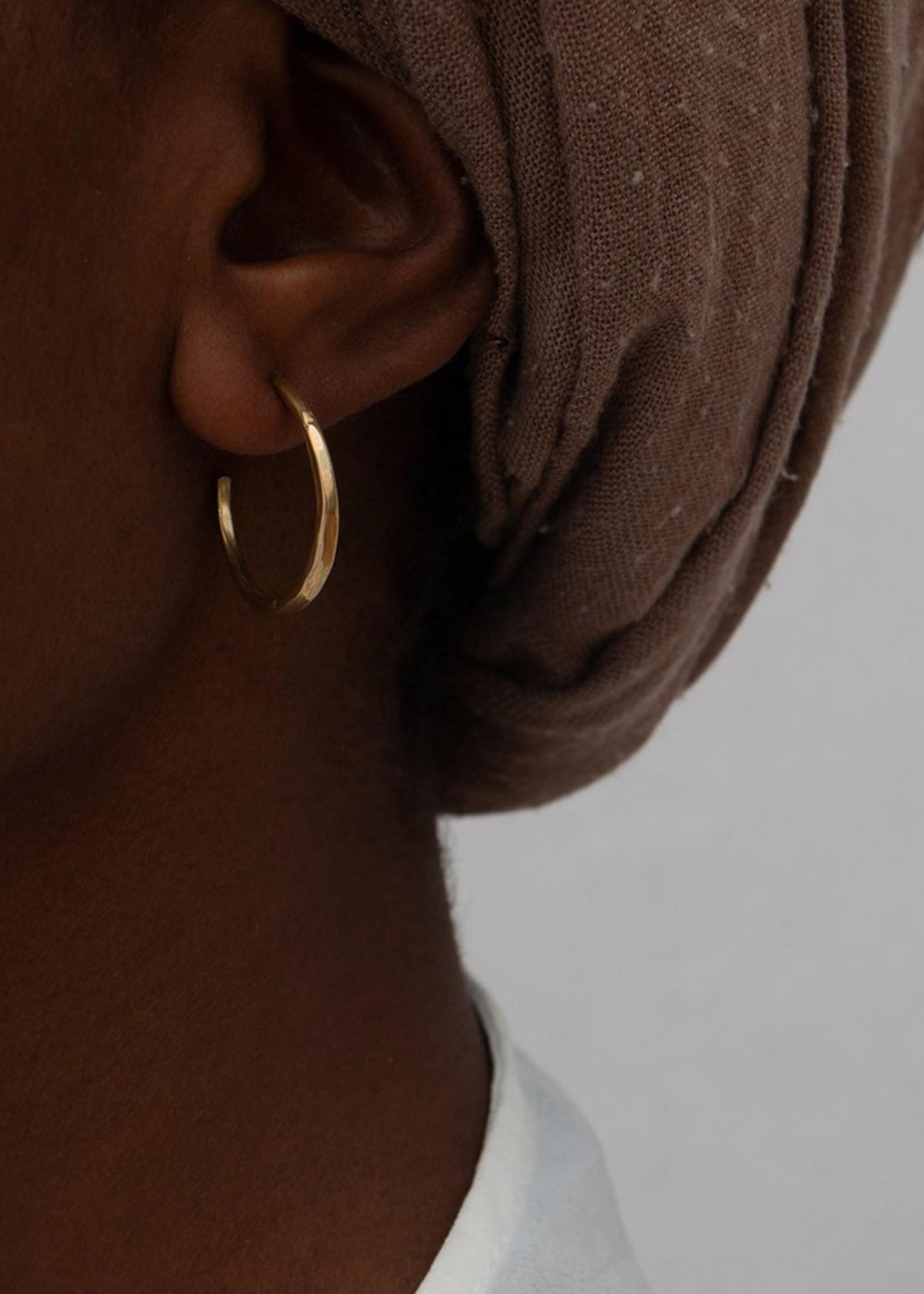 YEWO Nayo Small Hoop Earrings