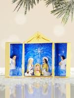Starlight Matchbox Nativity