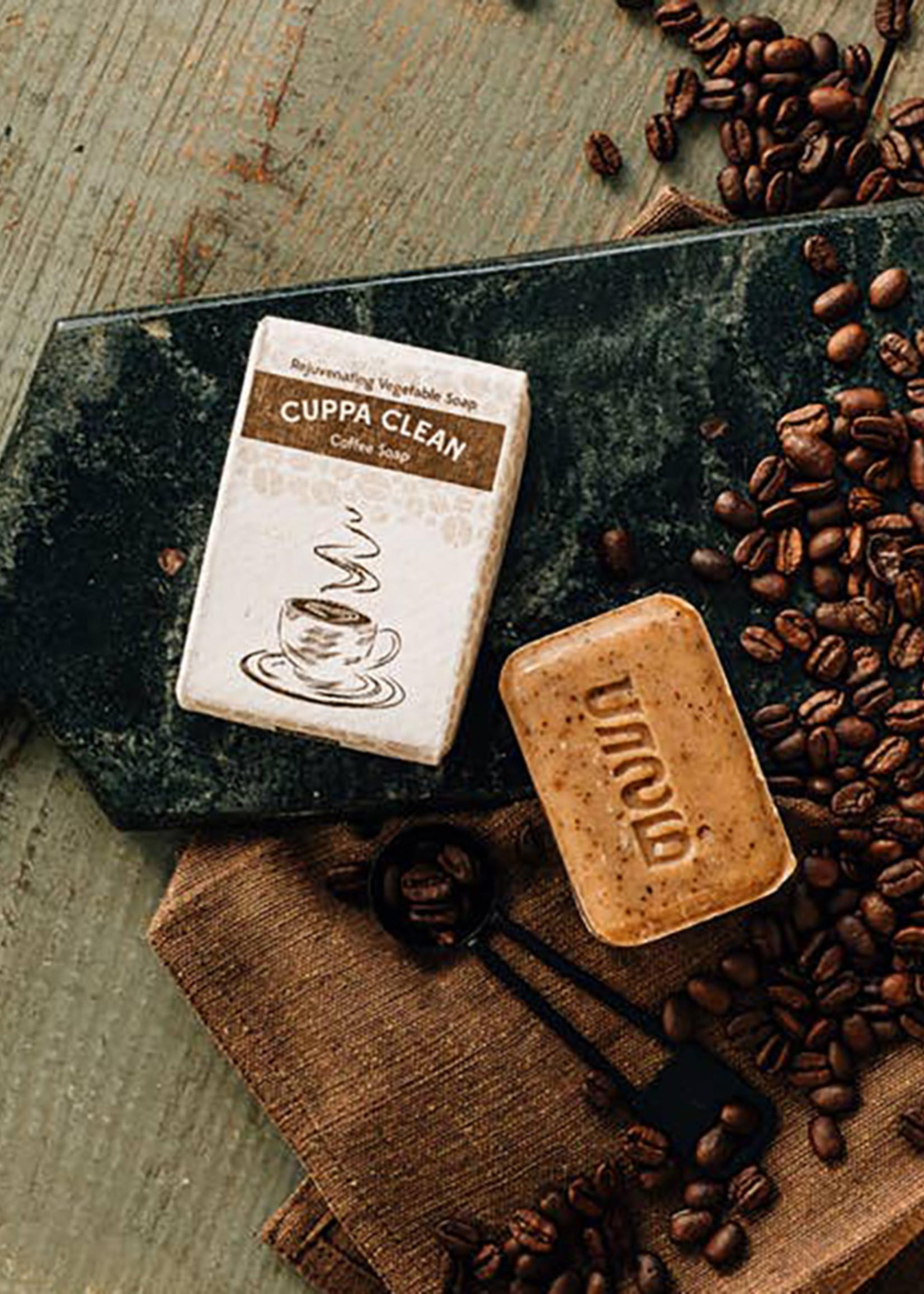 Coffee Ground Exfoliating Soap