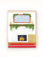 Cozy Home Holiday Card Set