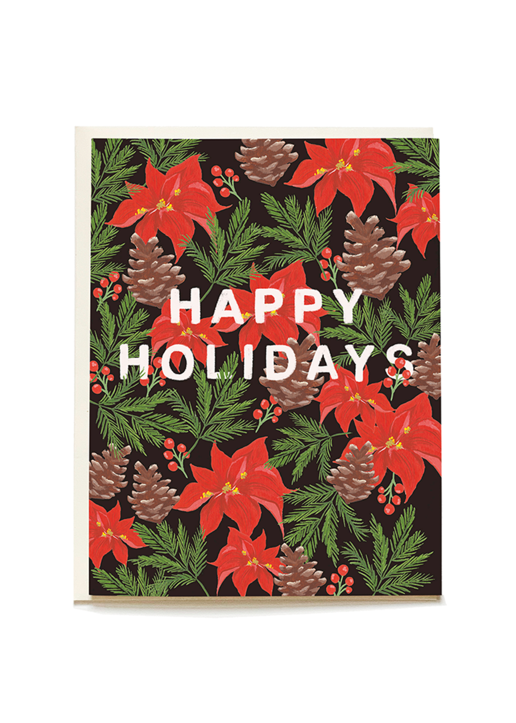 Festive Forest Holiday Card Set
