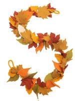 Global Goods Partners Felt Maple Leaf Garland