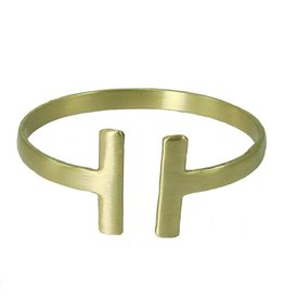 WorldFinds Perpendicular Cuff Bracelet