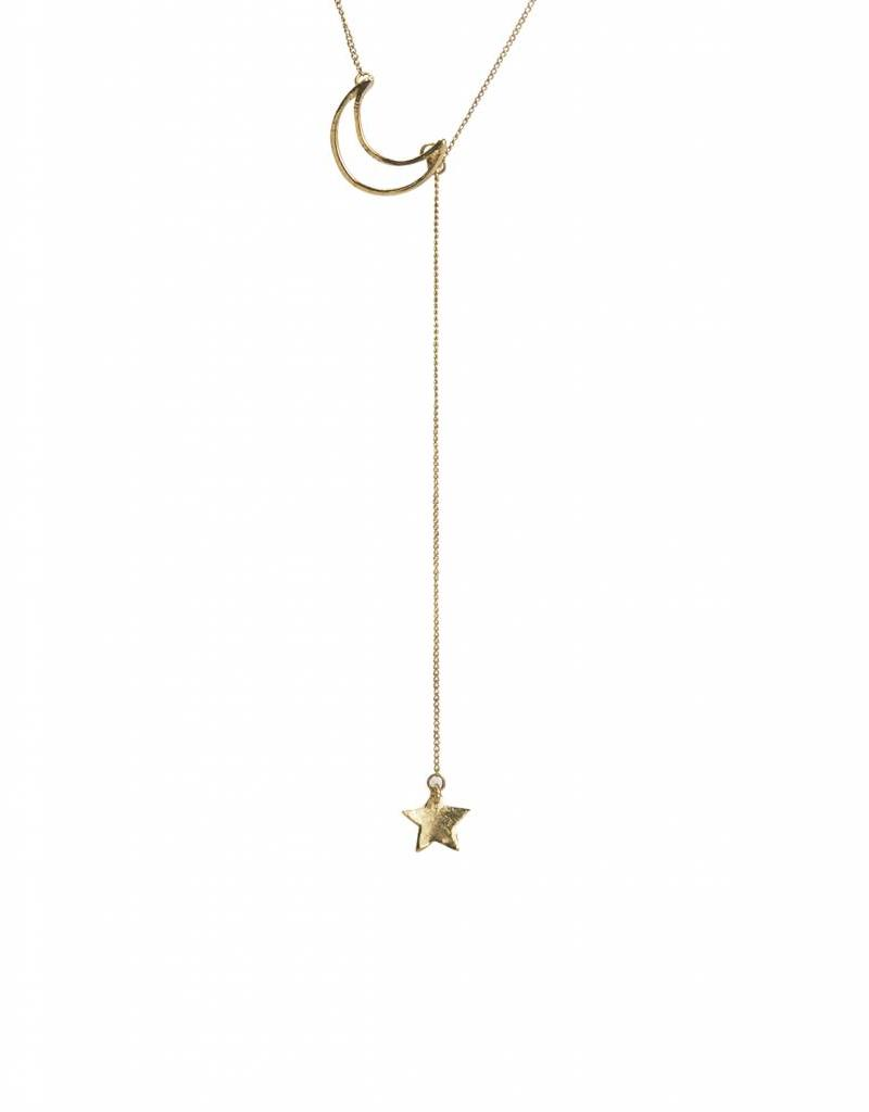 Tara Projects Falling Star Necklace