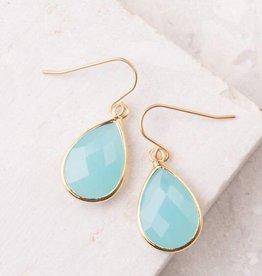Starfish Project Lila Blue Earrings
