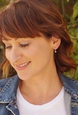 WorldFinds Dainty Pearl Earrings