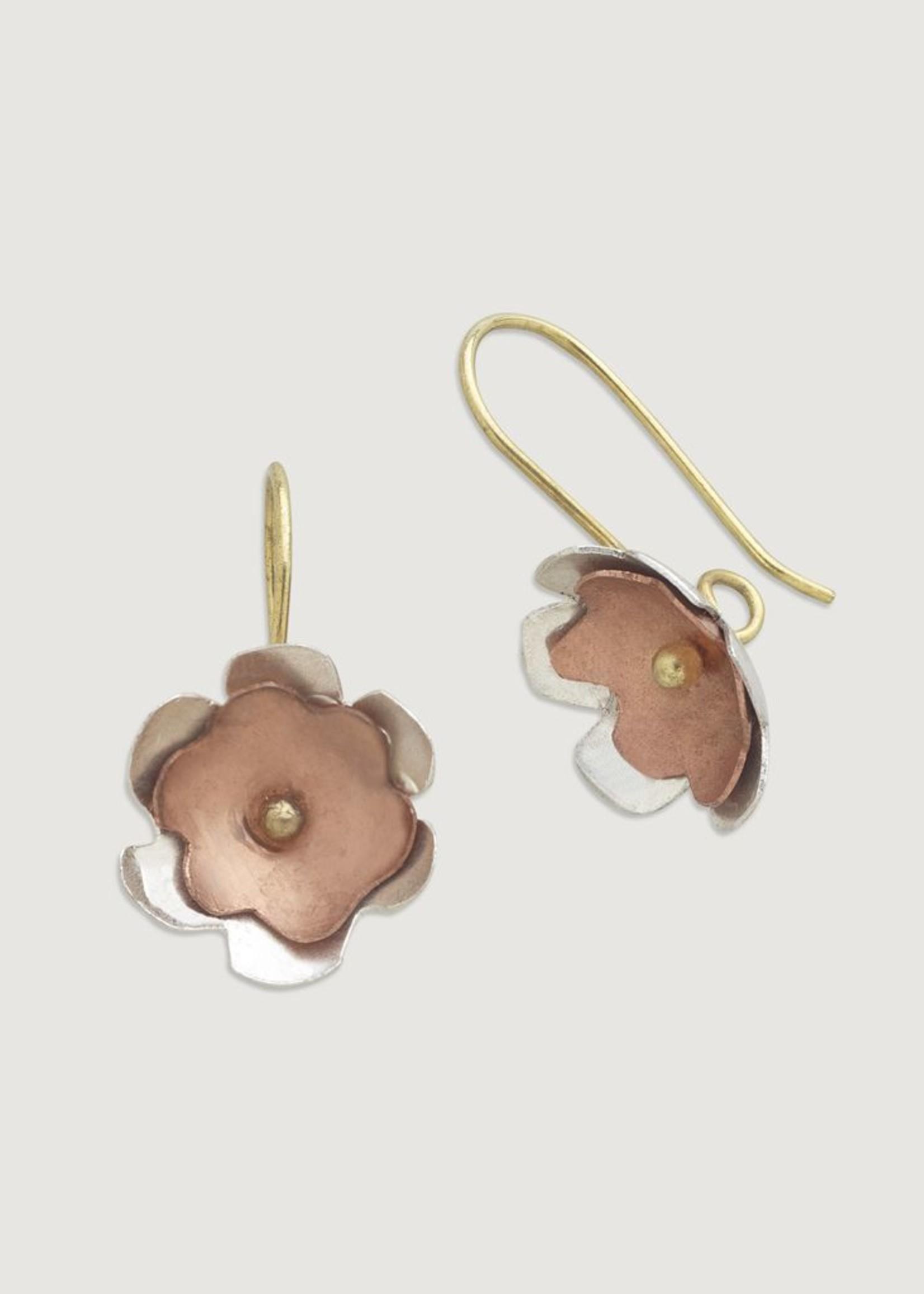 Bombolulu Delicate Blossom Earrings