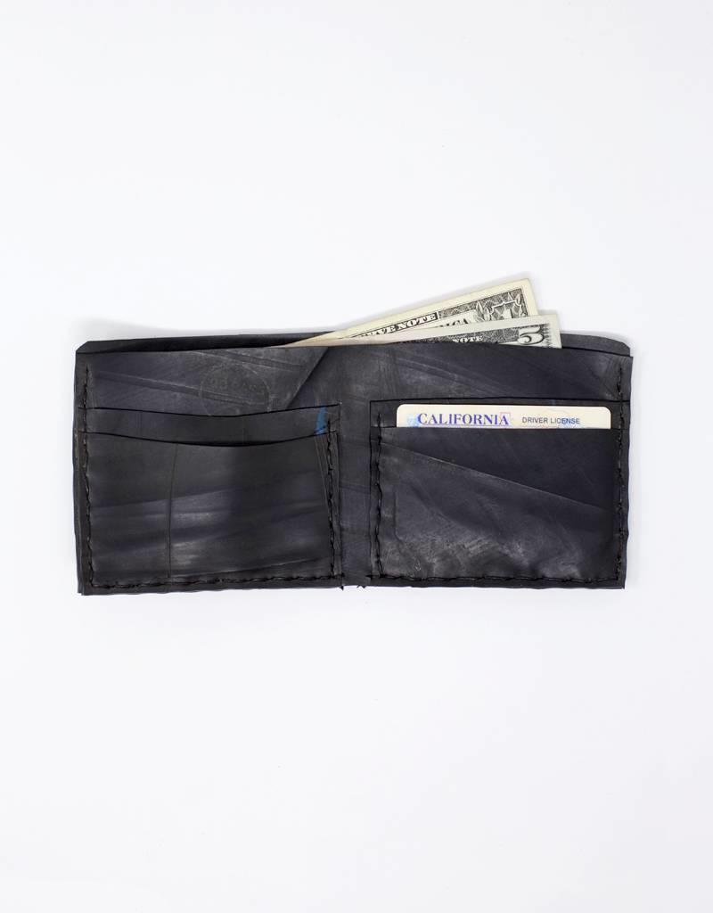 Ganesh Himal Men's Recycled Tire Wallet