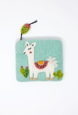 dZi Happy Llama Coinpurse