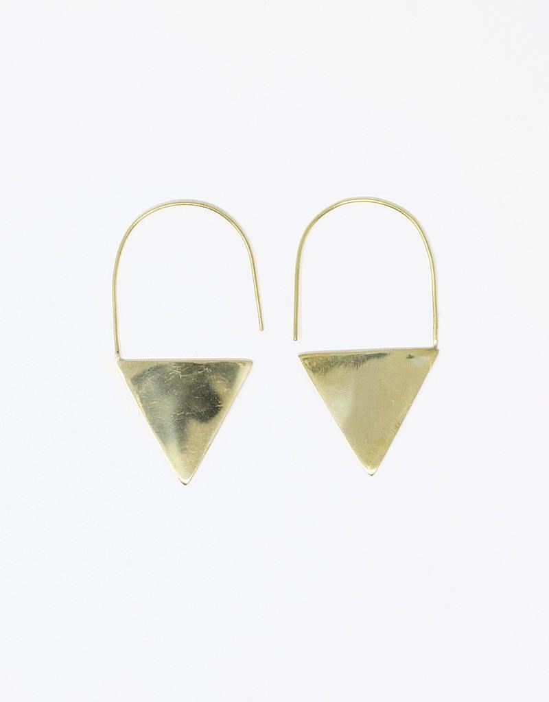 Meyelo Onigun Earrings