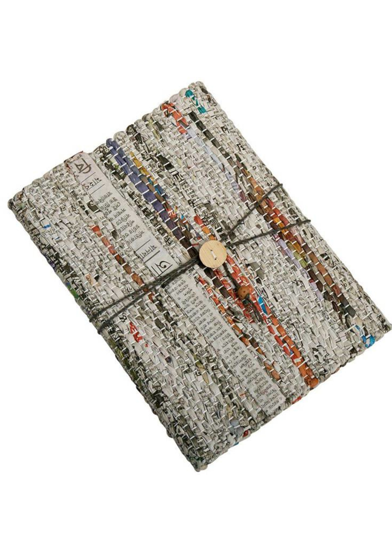 Prokritee Recycled Newspaper Journal