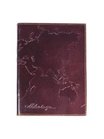 Matr Boomie Leather World Journal