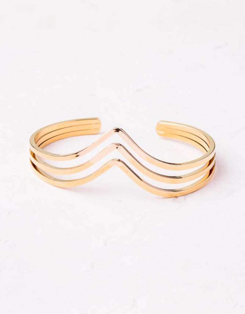 Starfish Project Madeline Gold Bracelet