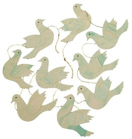 Prokritee Peace Doves Garland