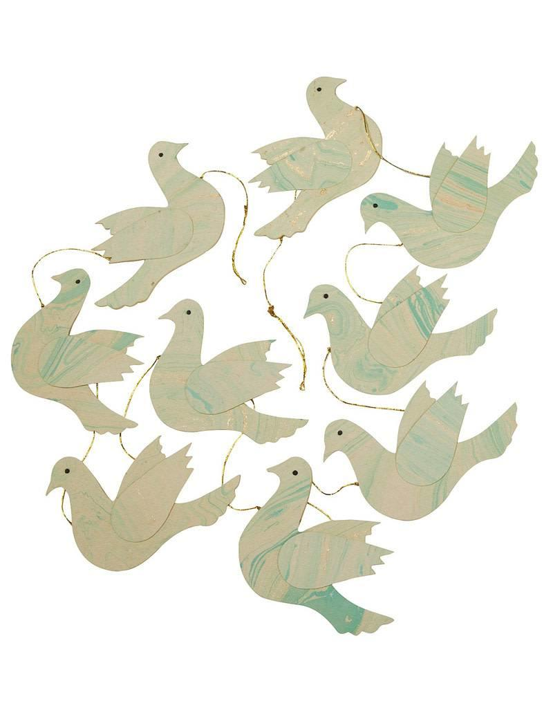 Prokritee Peace Doves Garland