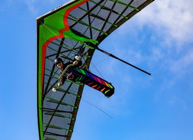 Lookout Mountain Hang Gliding and Paragliding - Lookout Mountain