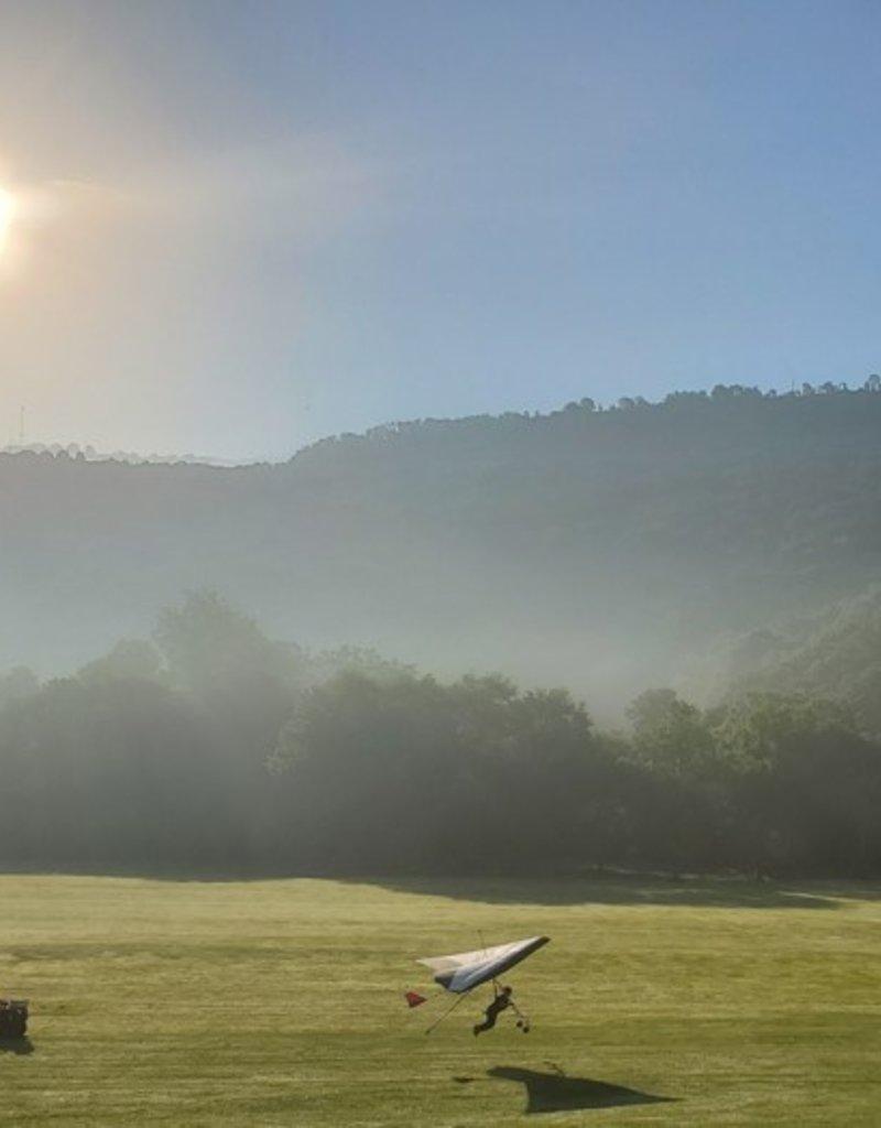 Lookout Mountain Flight Park Quad Tow Landing Clinic