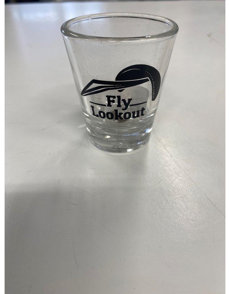USA Sports Shot Glass