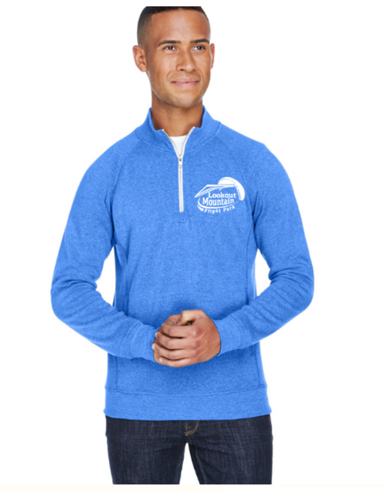 Alpha Shirt Company Fresh Royal Blue Pullover