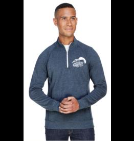Alpha Shirt Company Fresh True Navy Blue Pullover