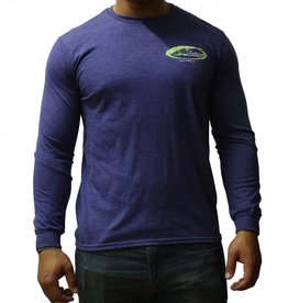 Alpha Shirt Company LMFP Long Sleeve Oval Tee