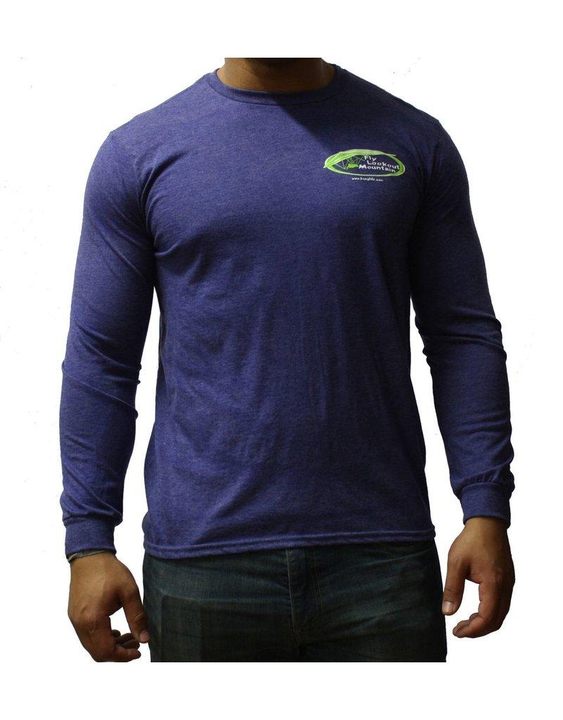 Alpha Shirt Company LMFP Long Sleeve Oval Tee