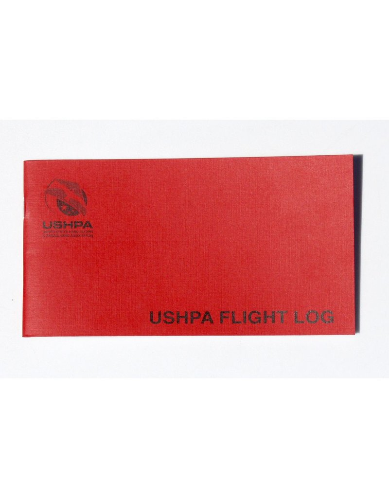USHPA Log Book