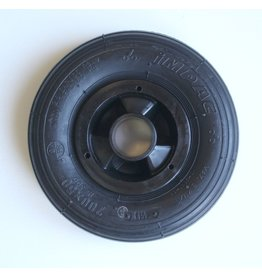Finsterwalder Pneumatic wheels