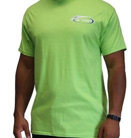 Alpha Shirt Company Oval Logo Shirt