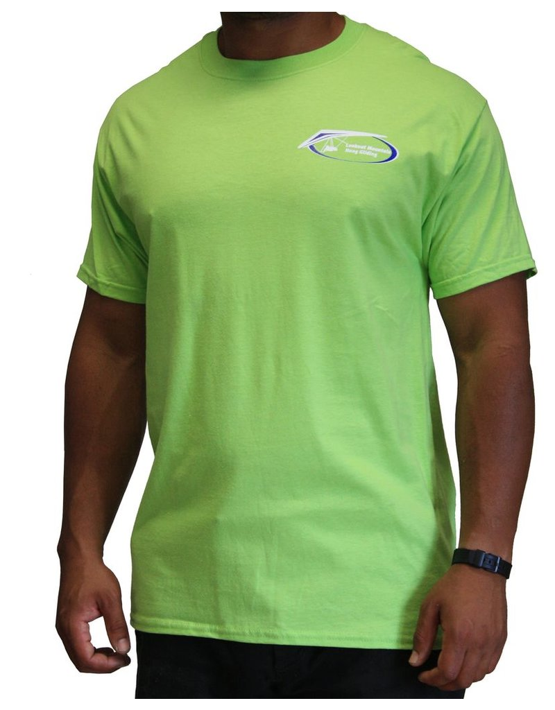 Alpha Shirt Company Oval Logo Shirt