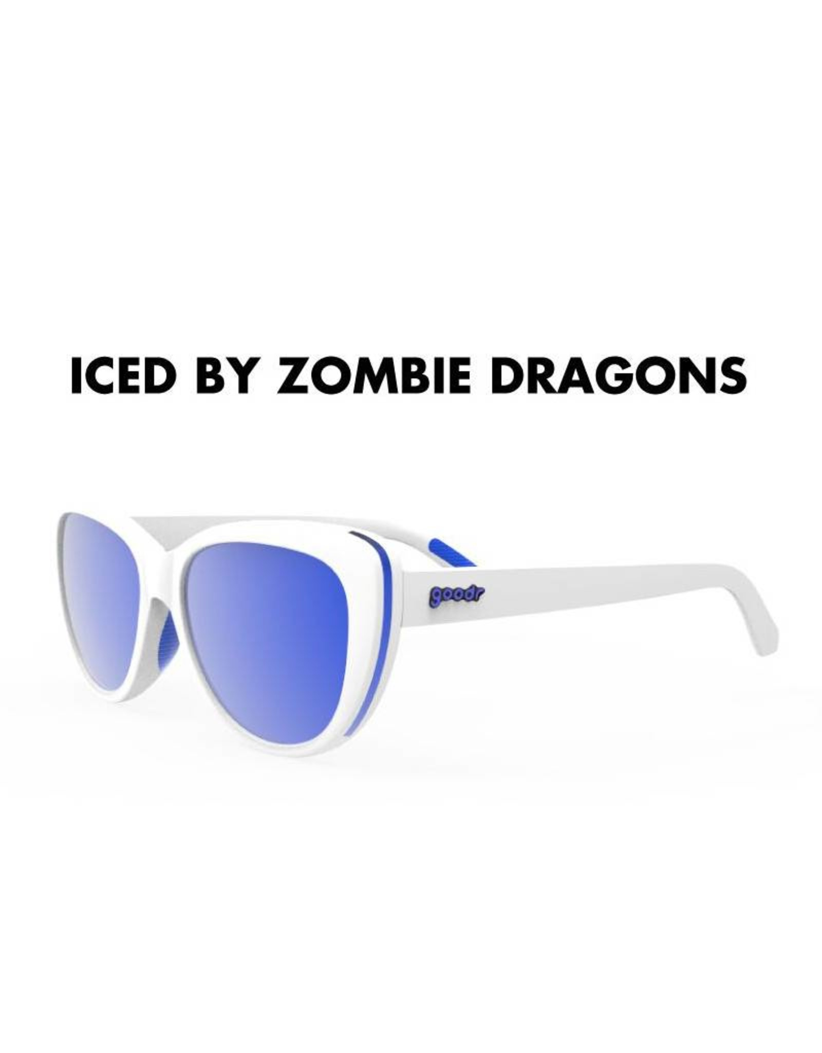 GOODR ICED BY ZOMBIE DRAGONS