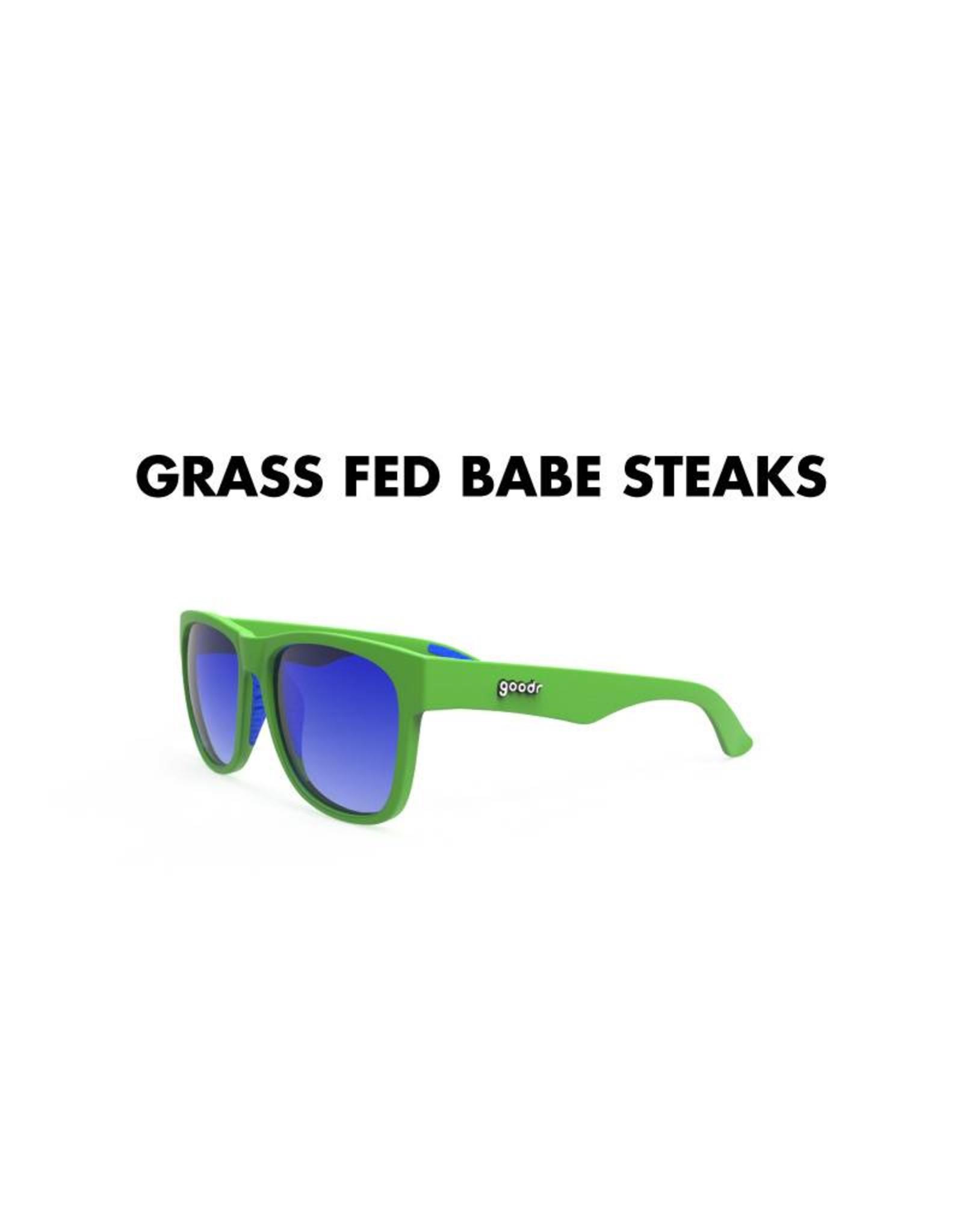 GOODR GRASS FED BABE STEAKS