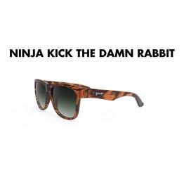 GOODR NINJA KICK THE DAMN RABBIT
