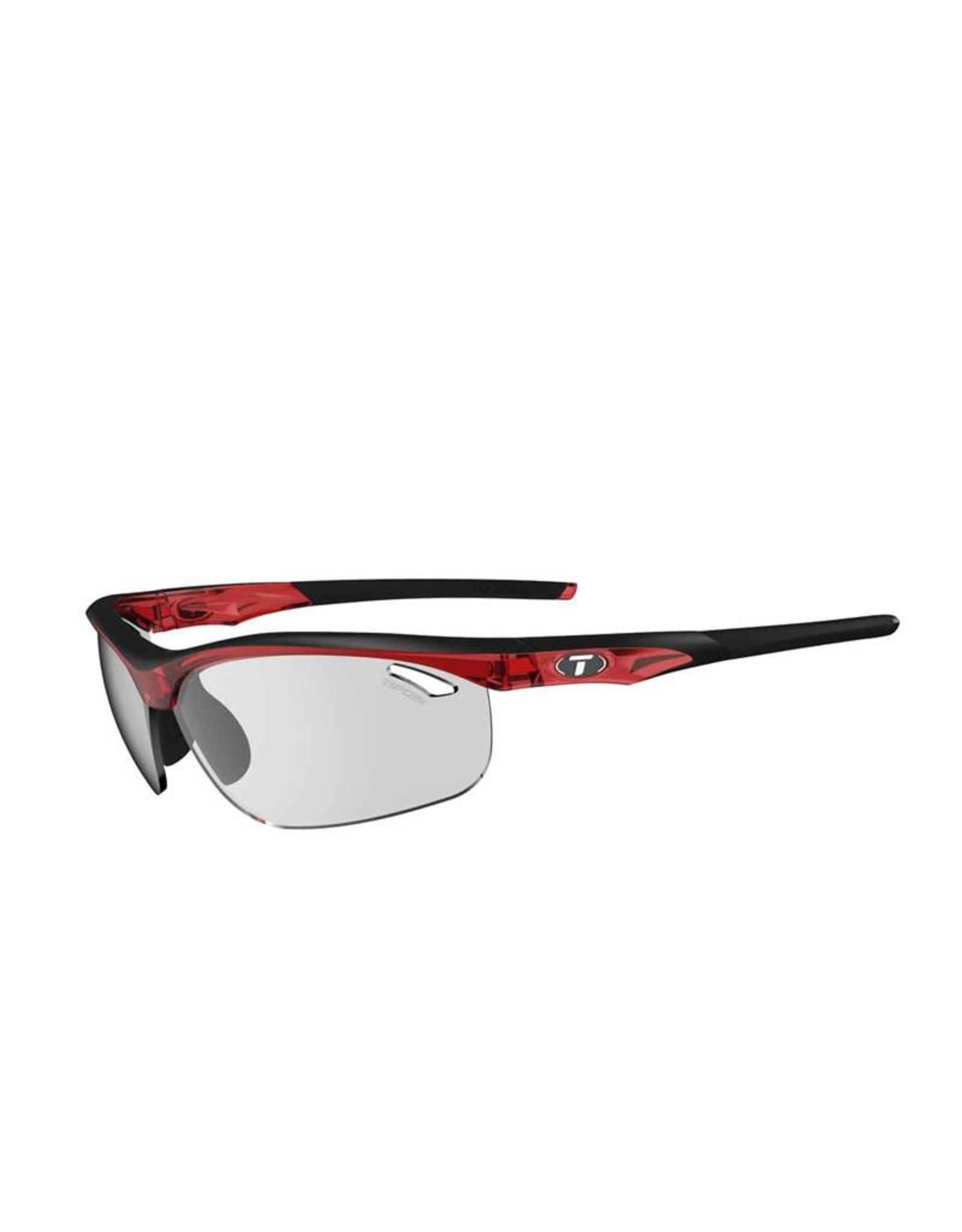 TIFOSI OPTICS VELOCE CRYSTAL RED