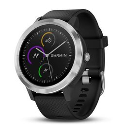 Garmin International VIVOACTIVE 3 BLACK W/ SLATE