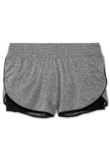 "BROOKS WMNS REP 3"" 2 IN 1 SHORT"