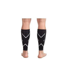 2XU NON-STIRRUP CALF GUARD BLACK XL