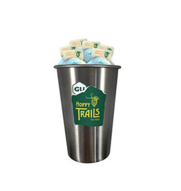 GU HOPPY TRAILS 6 PACK W/CUP