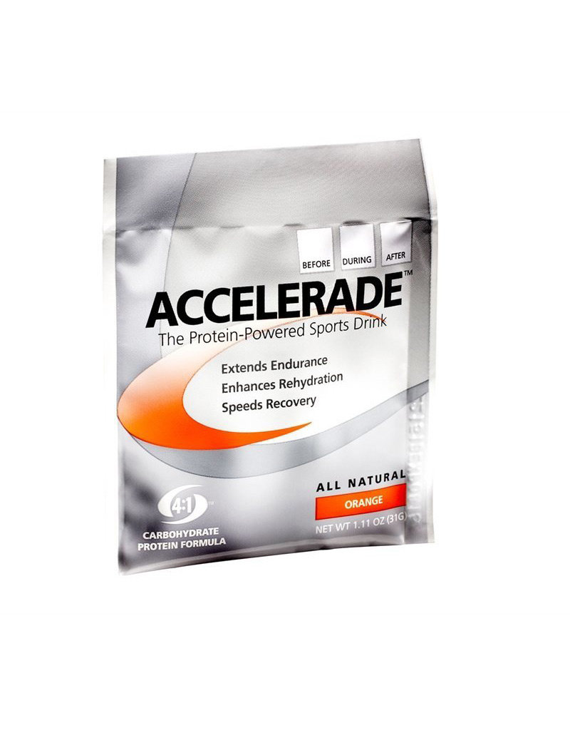 Pacific Health ACCELERADE ORANGE SINGLE