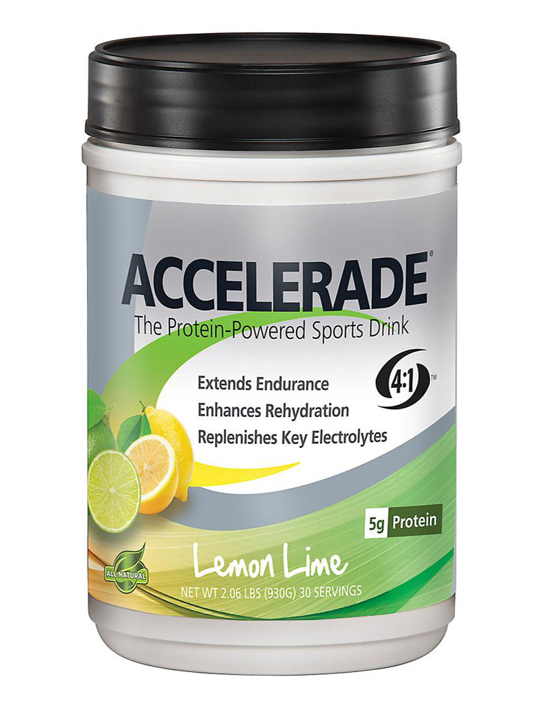 Pacific Health ACCELERADE LEMON LM 30 SERVING