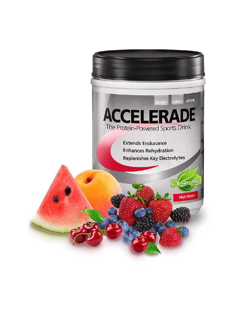 Pacific Health ACCELERADE FRUIT PUNCH 30 SERVING