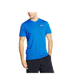 UNDER ARMOUR UA STREAKER 2.0 V-NECK SHORTSLEEVE