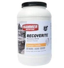 Hammer Nutrition RECOVERITE ORANGE VAN 32 SERV