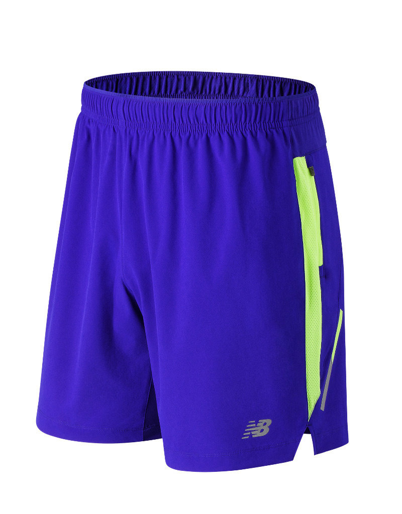 NEW BALANCE MENS 7IN IMPACT SHORT