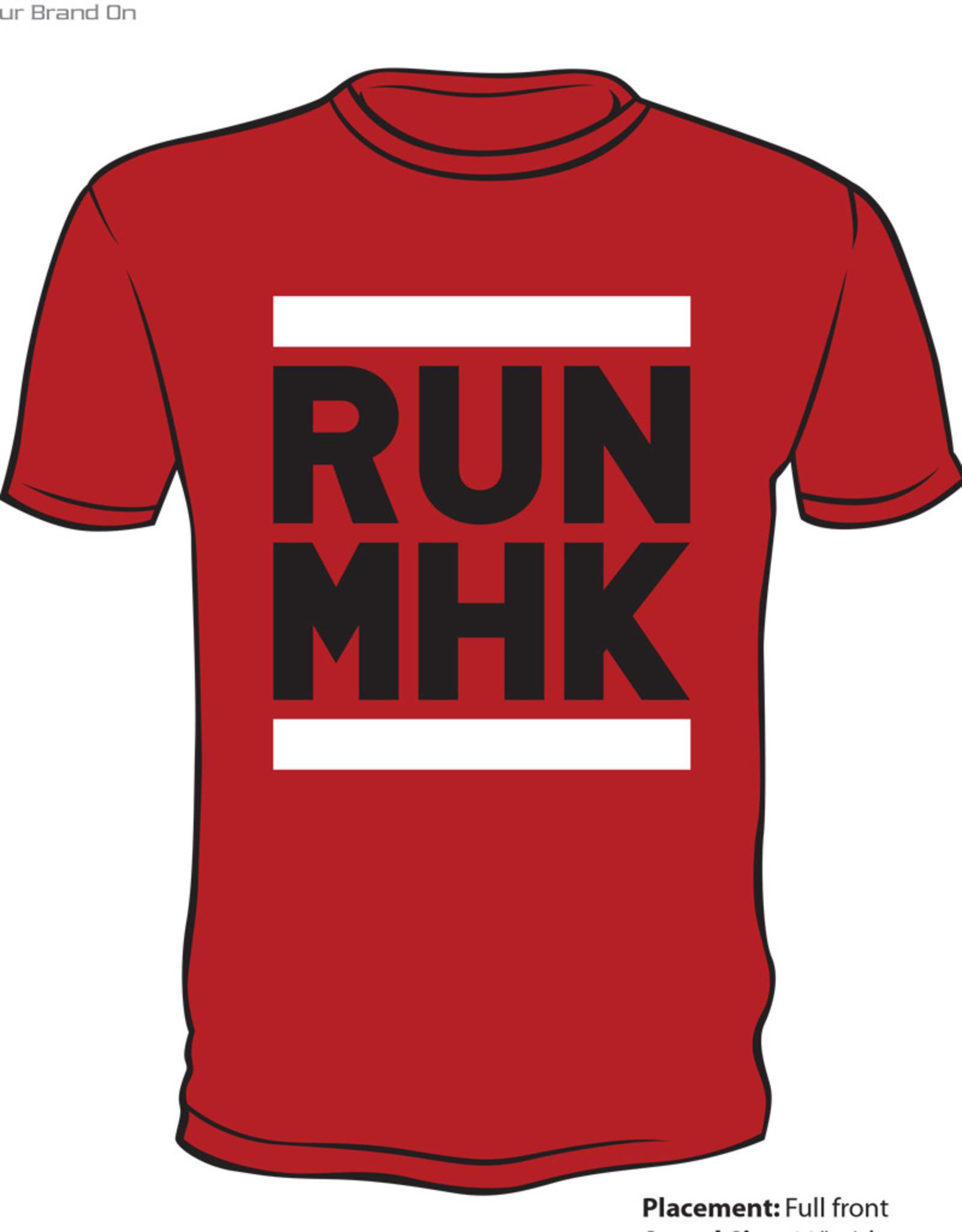 MRC RUN MHK TEE
