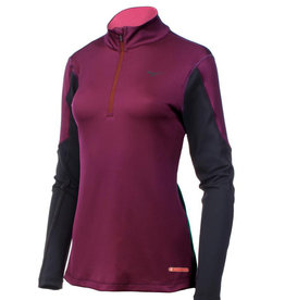 Mizuno WMNS BREATH THERMO HALF ZIP