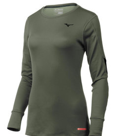 Mizuno WMNS BREATH THERMO LONG SLEEVE