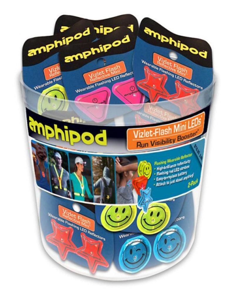 Amphipod VIZLET FLASH MINI LED 2 PACK