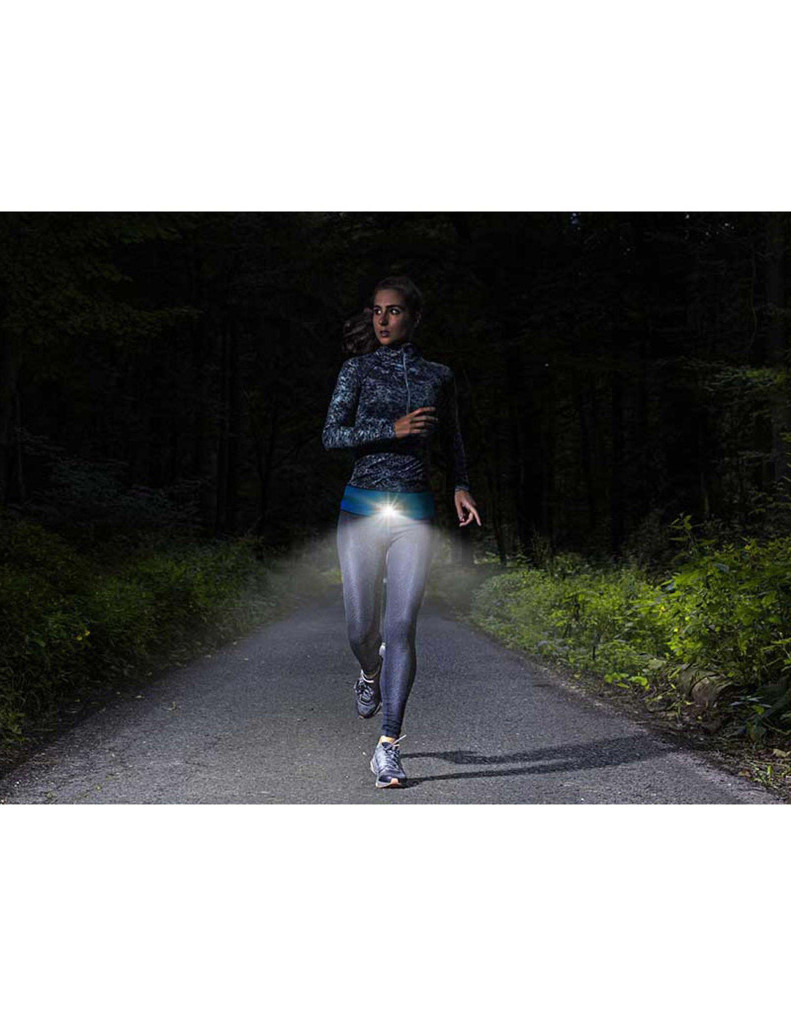 FLIP BELT RUNNING LIGHT X5