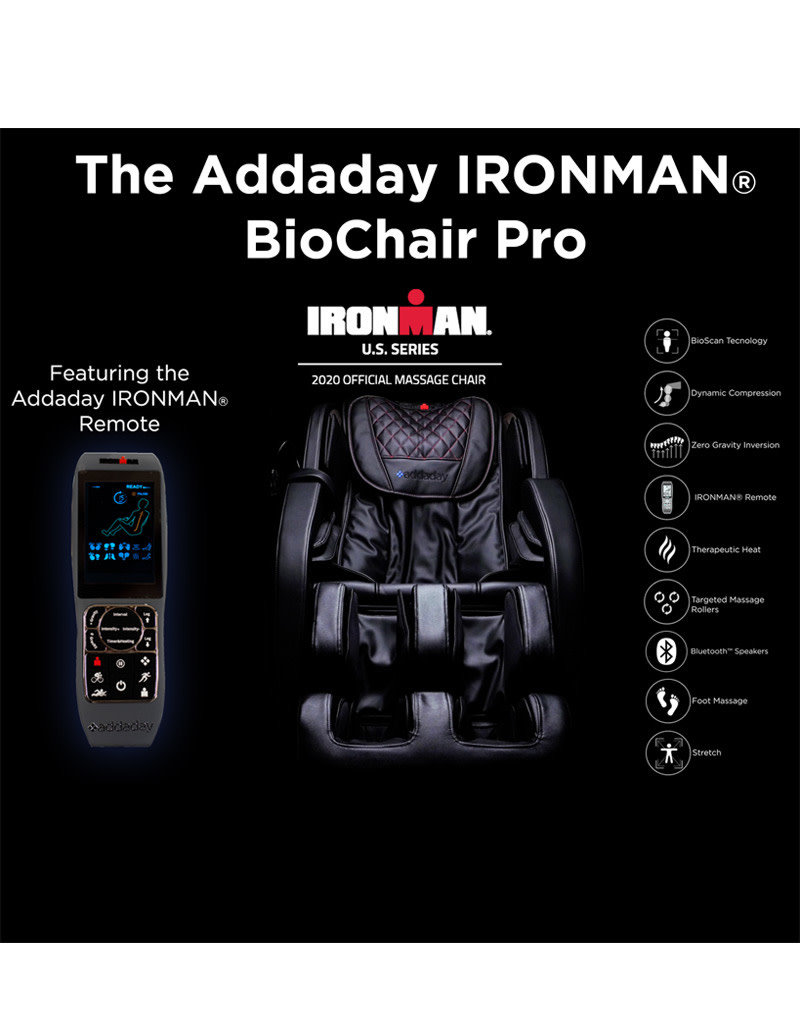 Addaday IRONMAN BioChair Pro